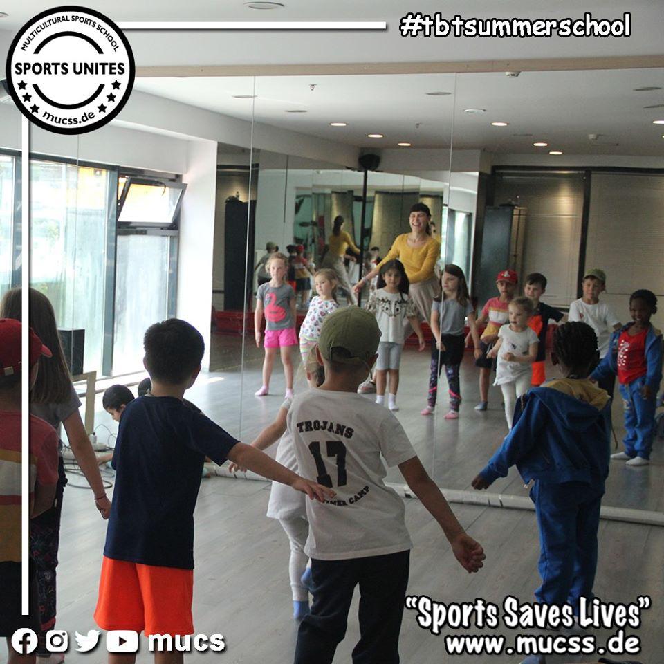 2020 MUCSS İngilizce Spor Yaz Okulu