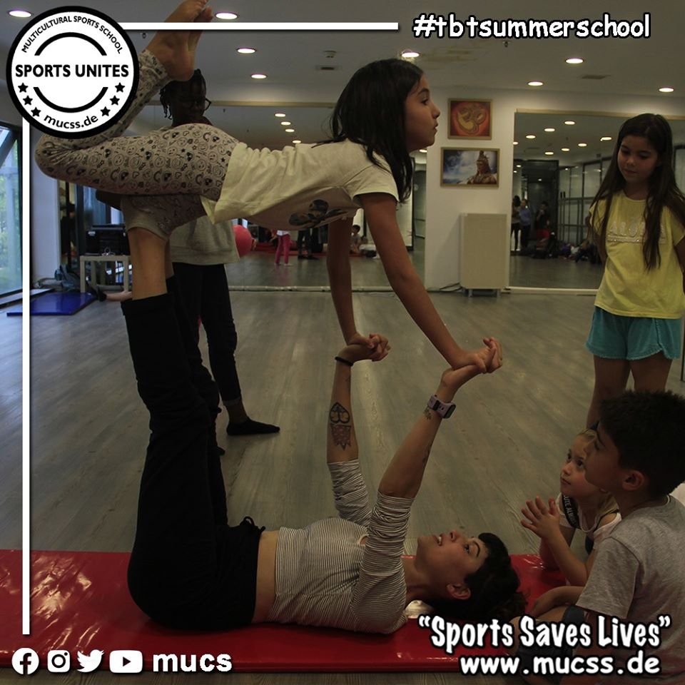 2020 MUCSS English Sports Summer School